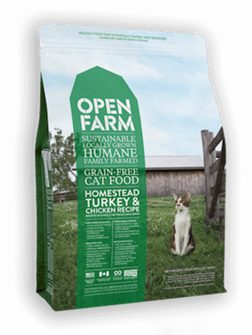 Open Farm Cat Grain-Free Turkey & Chicken