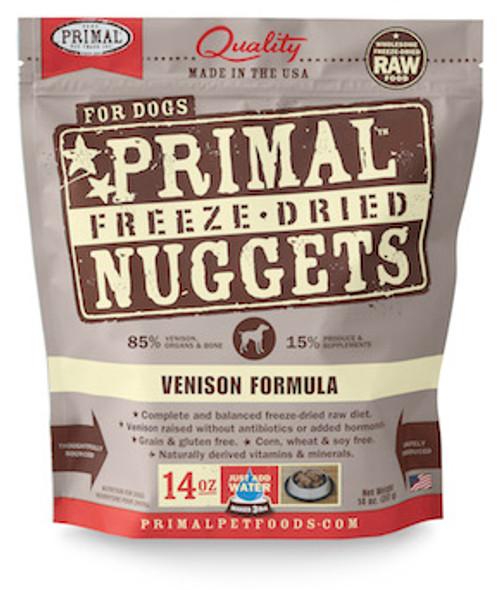 Primal Dog Freeze-Dried Venison