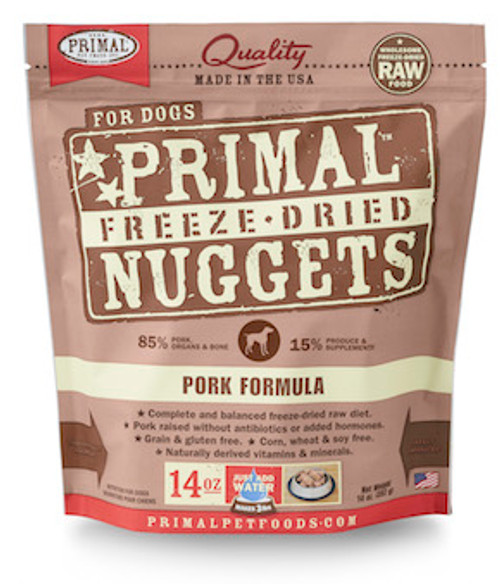 Primal Dog Freeze-Dried Pork
