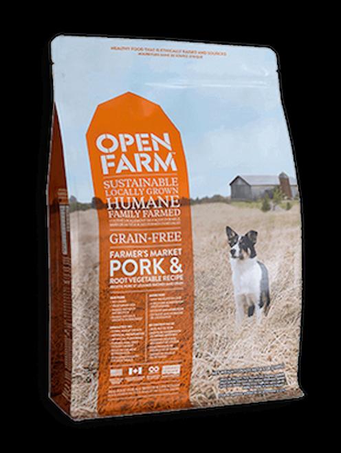 Open Farm Dog Grain-Free Farmer's Table Pork