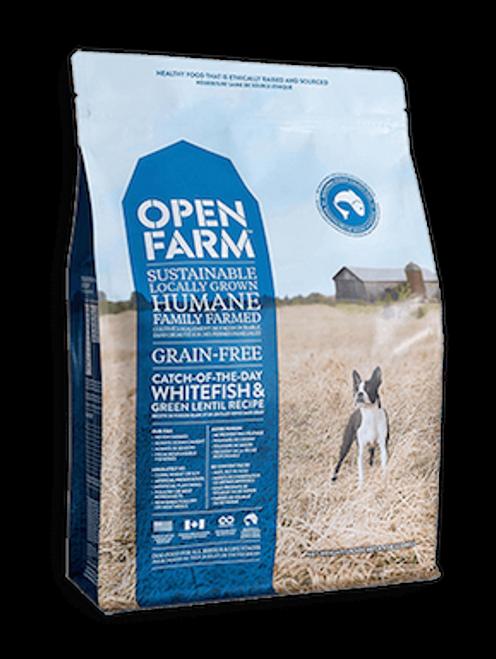 Open Farm Dog Grain-Free Catch of the Season Whitefish