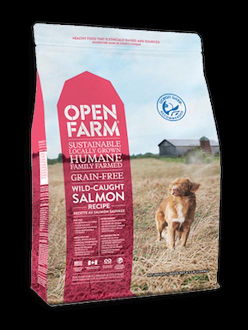 Open Farm Dog Grain-Free Wild-Caught Salmon