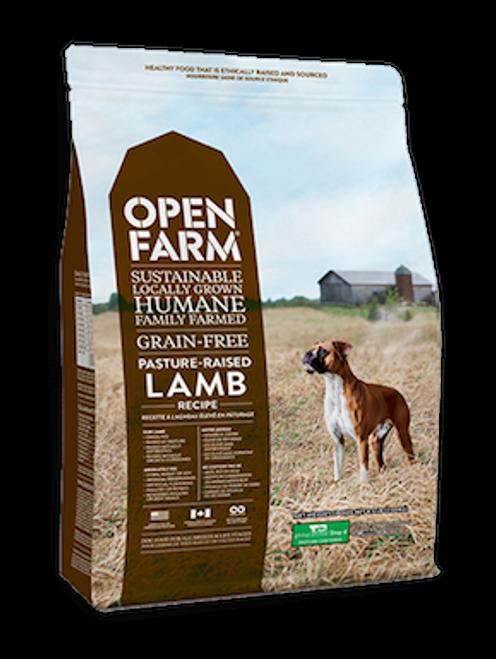 Open Farm Dog Grain-Free Pasture Raised Lamb