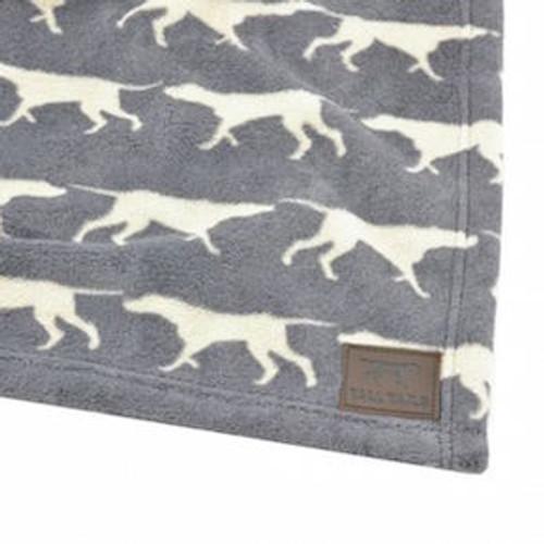 Tall Tails Fleece Blanket