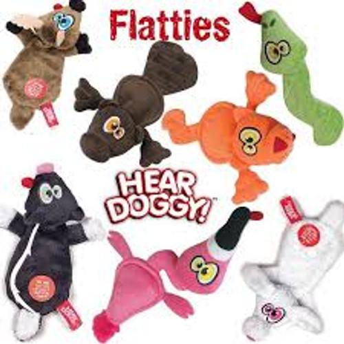 Hear Doggy Flattie