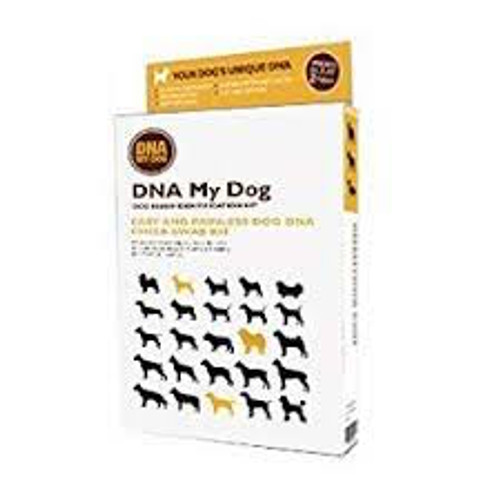 DNA My Dog Breed kit