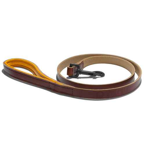 Wolfgang Leather Leash