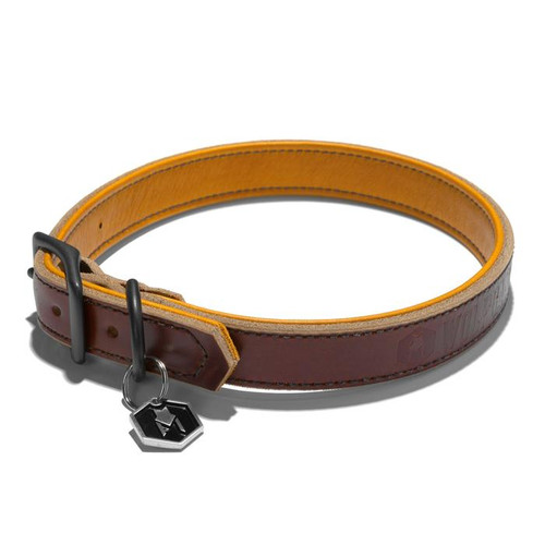 Wolfgang Leather Collar