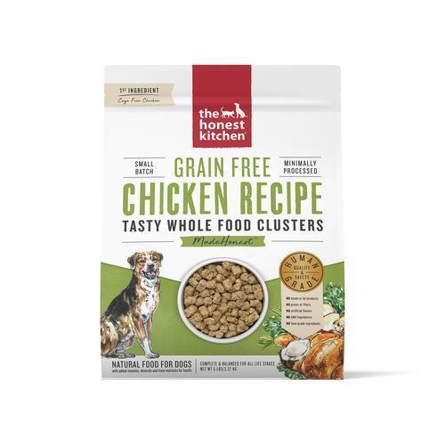 Honest Kitchen Grain Free Chicken Cluster