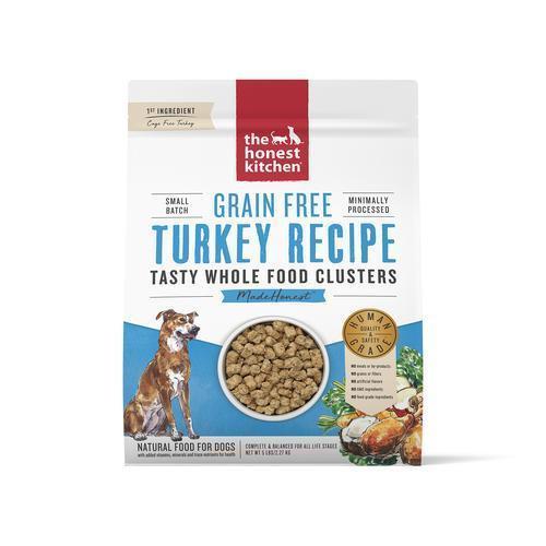 Honest Kitchen Grain Free Turkey Clusters