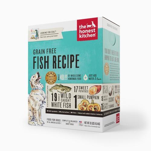 Honest Kitchen GF Fish 10lb