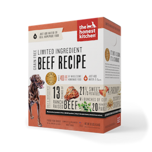 Honest Kitchen LID Beef