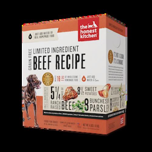 Honest Kitchen LID Beef