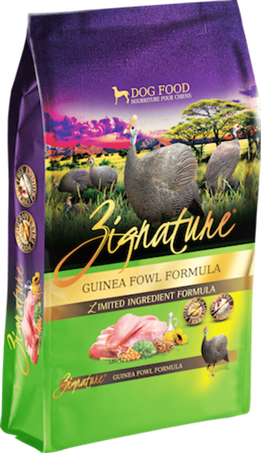 Zignature Grain-Free Guinea Fowl