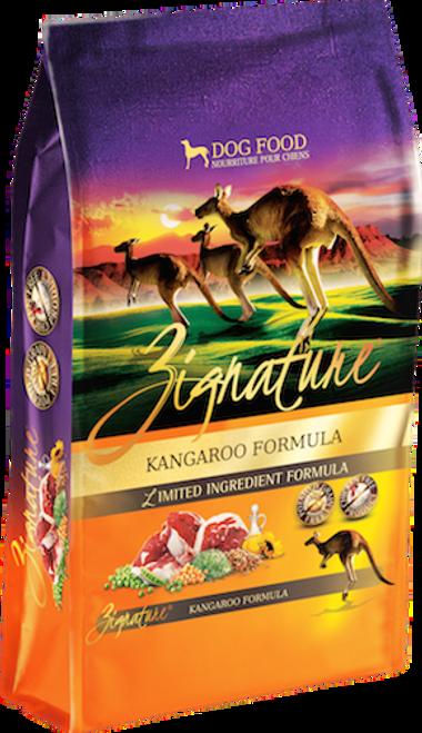Zignature Grain-Free Kangaroo
