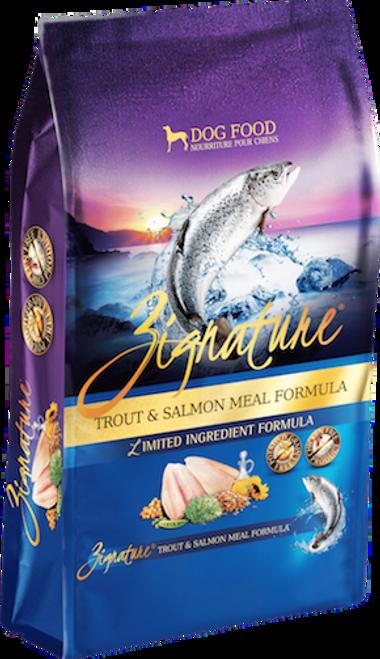 Zignature Grain-Free Trout & Salmon