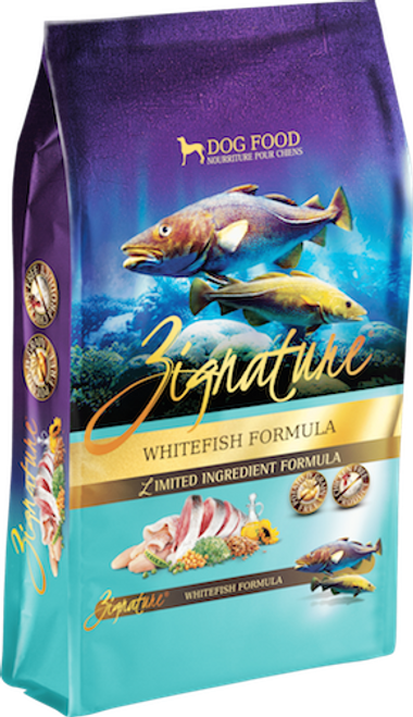 Zignature Grain-Free Whitefish