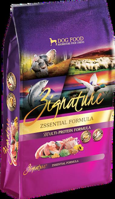 Zignature Grain-Free Zssential