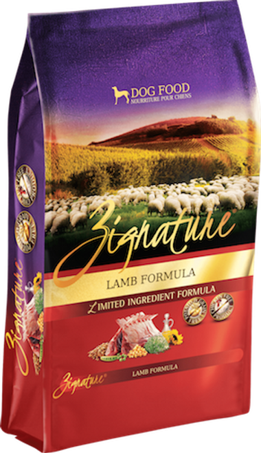 Zignature Grain-Free Lamb