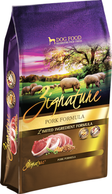 Zignature Grain-Free Pork