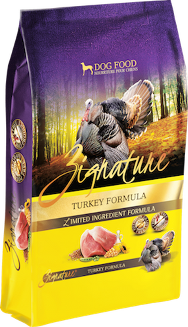 Zignature Grain-Free Turkey