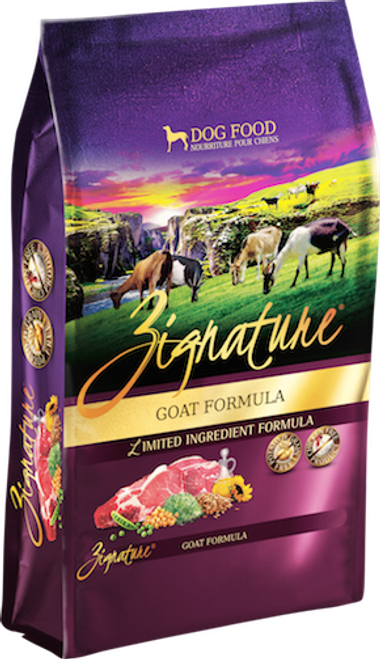 Zignature Grain-Free Goat