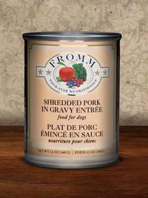 Fromm Shredded Pork 12oz