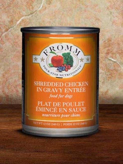Fromm Shredded Chicken 12oz