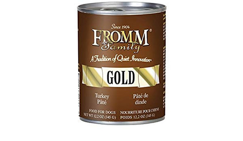 Fromm Gold Turkey Pate 12.2oz