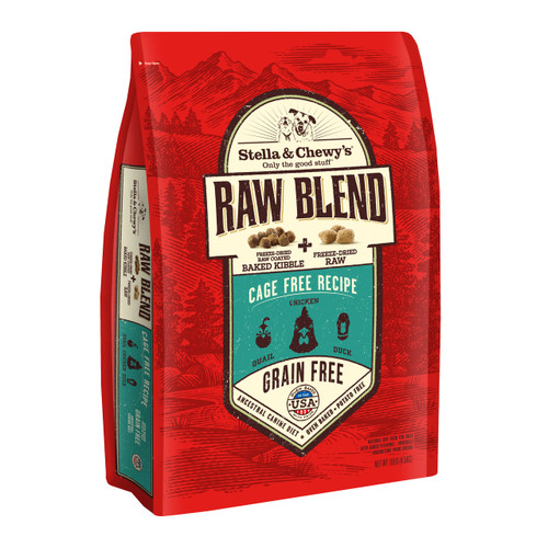 Stella & Chewy's Raw Blend - Cage Free Recipe - 10lb