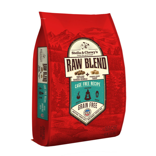Stella & Chewy's Raw Blend - Cage Free Recipe - 22lb
