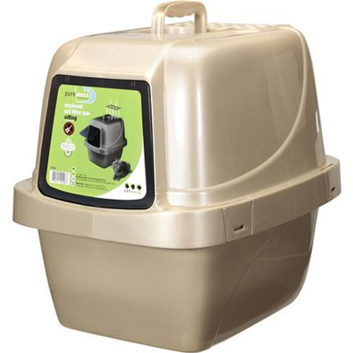 Van Ness Enclosed Sifting Litter Pan