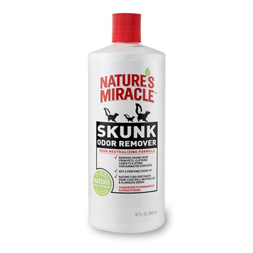 Nature's Miracle Skunk Odor Remover 32oz