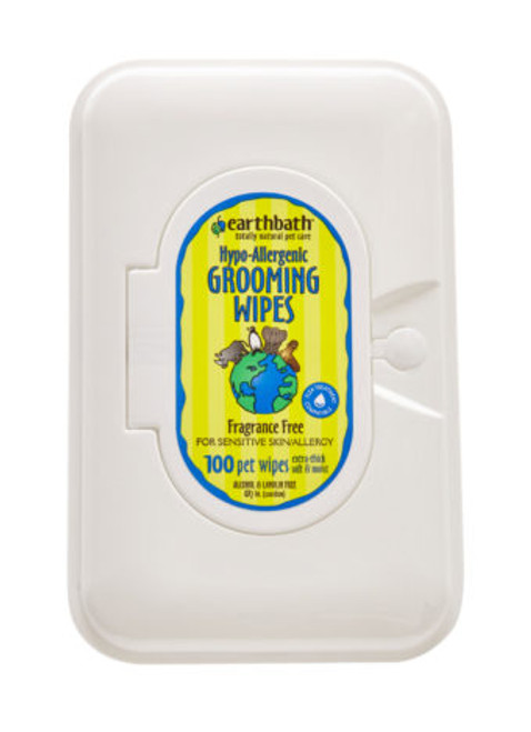 EB Hypoallergenic Grooming Wipes 28ct