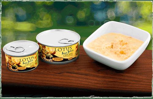 Lotus Cat Just Juicy Chi Stew 2.5oz