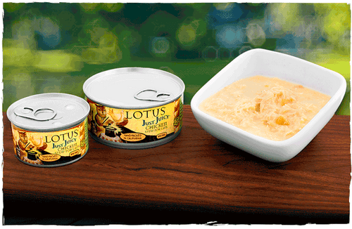 Lotus Cat Just Juicy Chi Stew 5.3oz