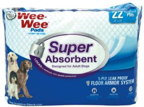 4Paws Wee Pads 22ct