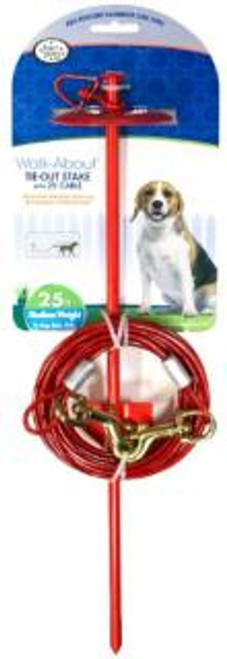 4Paws Roam About & 25' Cable