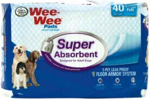 4Paws Wee Pad 40ct