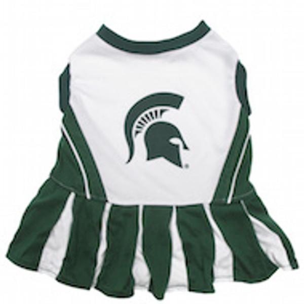 Doggie Nation Cheerleader Dog Dress