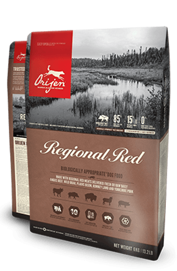 Orijen Dog Regional Red