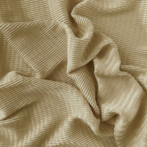Oyster Wave Knit Fabric