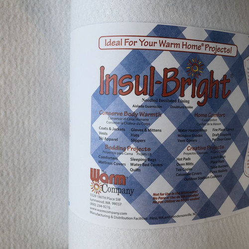 Insul-Bright Insulated Wadding