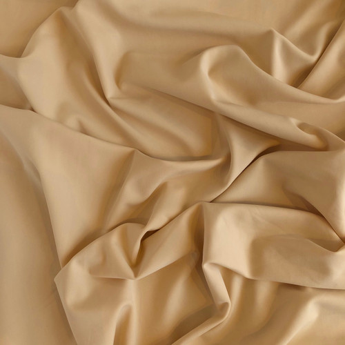 Beige Swimwear/Activewear Lining Fabric
