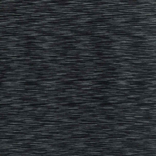 Black/Grey Marl Activewear Fabric