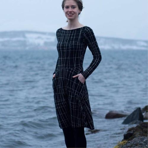 Asta Dress Sewing Pattern