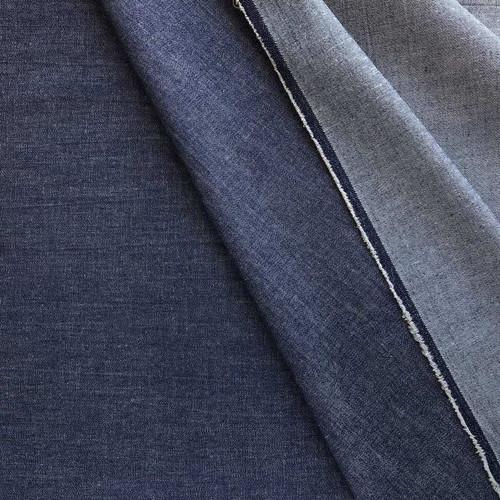 Lightweight Indigo Denim Fabric