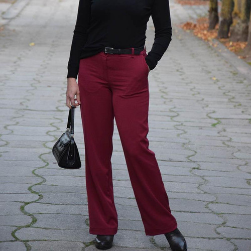 Hepburn Pants Sewing Pattern