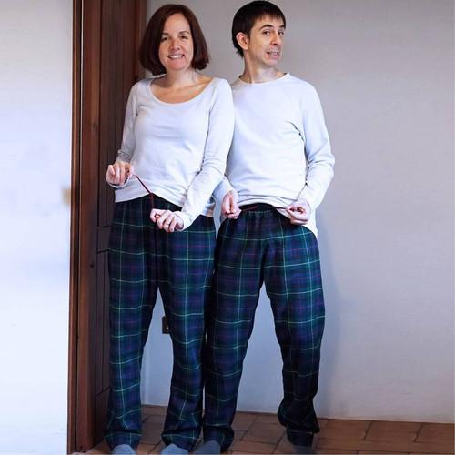Unisex PJ Pants Sewing Pattern