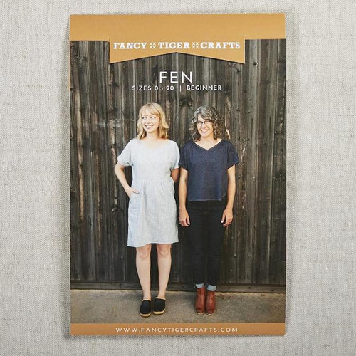 Fen Top & Dress Pattern